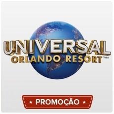 PACOTE PROMOÇÃO 2 DIAS 2 PARQUES UNIVERSAL ORLANDO